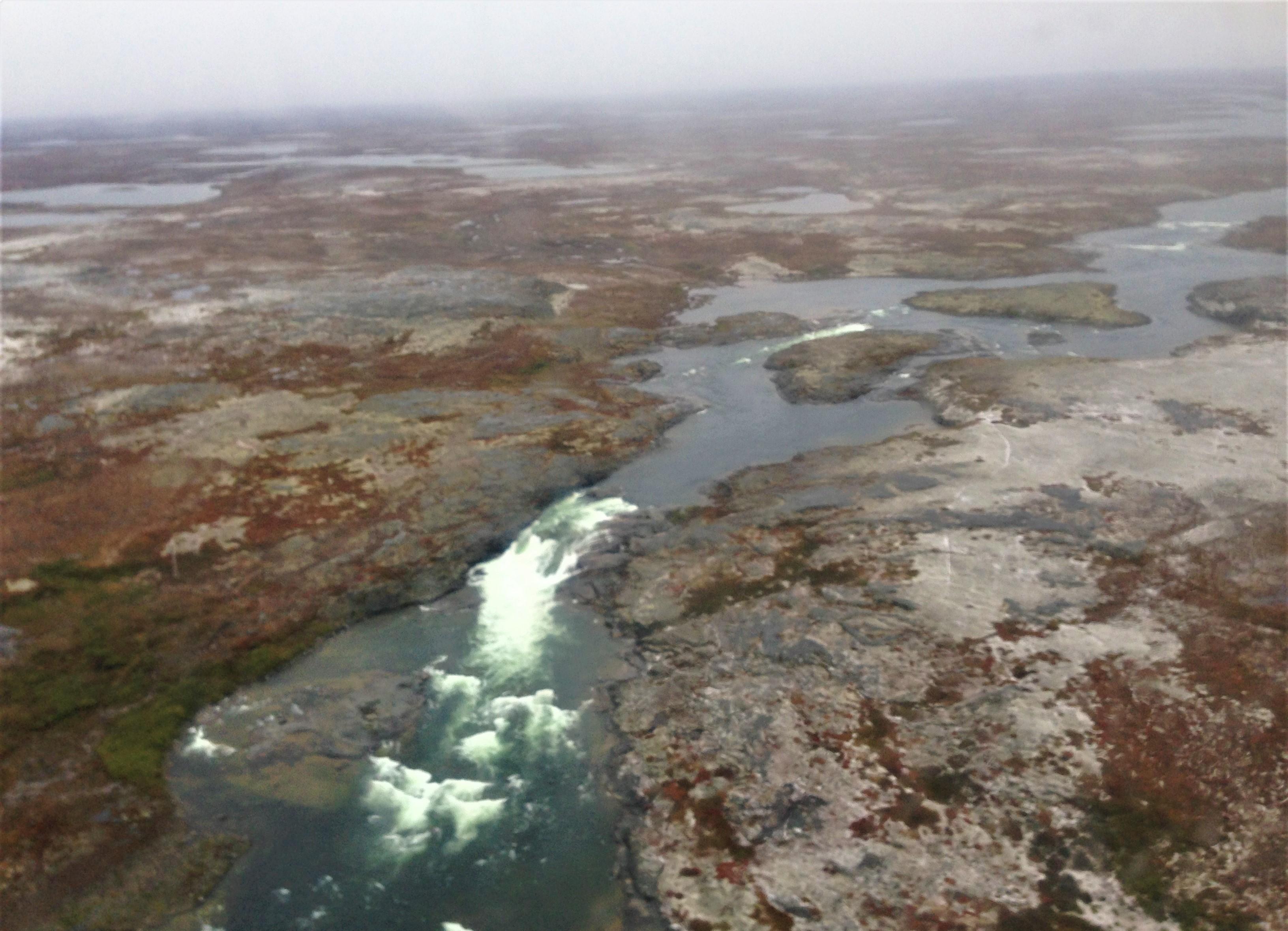 Innavik Hydroelectric Project