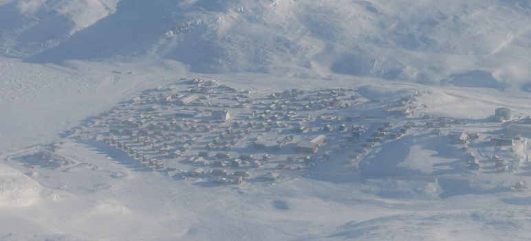 Hydraulic Structure in Salluit to Cross the Kuuguluk River